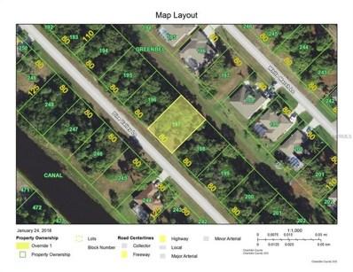 49 Pine Valley Lane, Rotonda West, FL 33947 - MLS#: D5922649