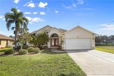 851 N Rotonda Circle S, Rotonda West, FL 33947 - MLS#: D5923117
