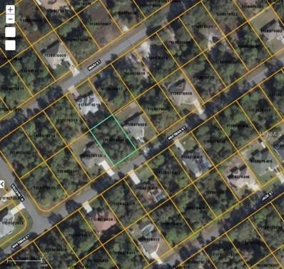 3539 Whitman Street, North Port, FL 34288 - MLS#: D5923272