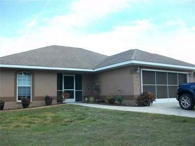 113 Thelma Drive, Rotonda West, FL 33947 - MLS#: D5923923