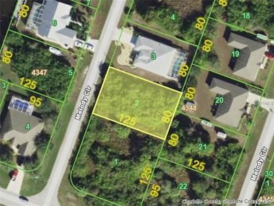 9111 Melody (Lot 2) Circle, Port Charlotte, FL 33981 - MLS#: D6100055