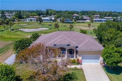 4 Oakland Hills Place, Rotonda West, FL 33947 - MLS#: D6100156