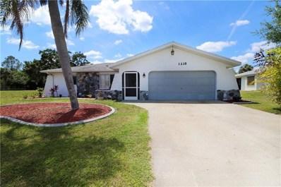 1235 Stamford Street, Port Charlotte, FL 33952 - MLS#: D6100181