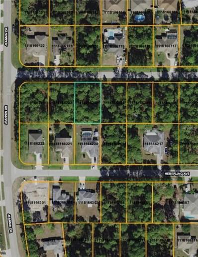 Haffenberg Avenue, North Port, FL 34288 - MLS#: D6100203