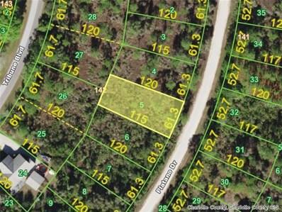 12067 Platano (Lot 5) Drive, Punta Gorda, FL 33955 - MLS#: D6100276
