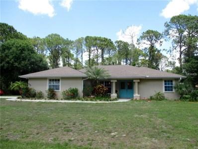 3838 Weidman Avenue, North Port, FL 34286 - MLS#: D6100279