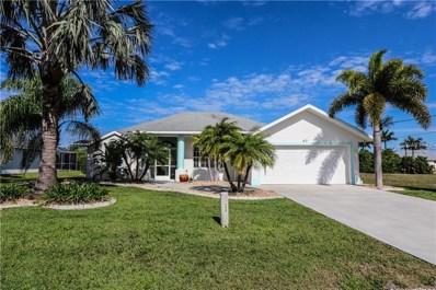 40 Medalist Terrace, Rotonda West, FL 33947 - MLS#: D6100323