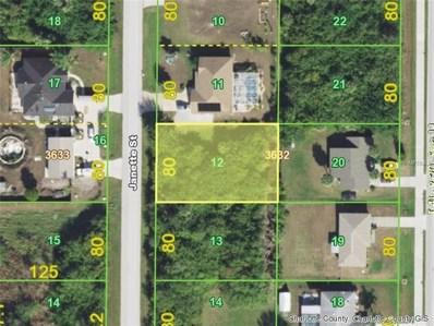 7100 Janette (Lot 12) Street, Englewood, FL 34224 - MLS#: D6100328