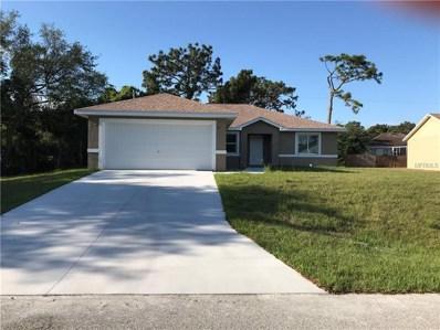 11847 Crocus Avenue, Port Charlotte, FL 33981 - MLS#: D6100346