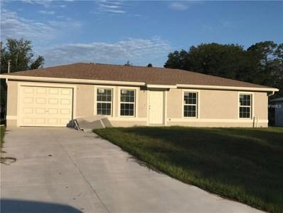 5505 Callaway Street, Port Charlotte, FL 33981 - MLS#: D6100347