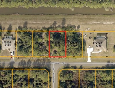 Wenona (Lot 28) Drive, North Port, FL 34288 - MLS#: D6100396