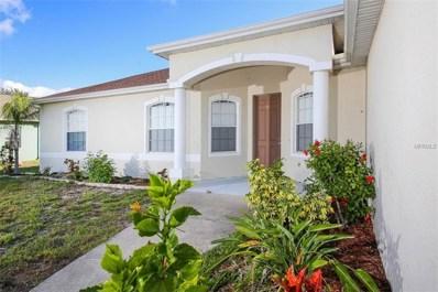 14186 Barnwood Lane, Port Charlotte, FL 33981 - MLS#: D6100496