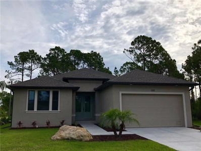100 Britt Road, Rotonda West, FL 33947 - MLS#: D6100521