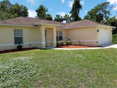 3092 Gideon Street, North Port, FL 34288 - MLS#: D6100543