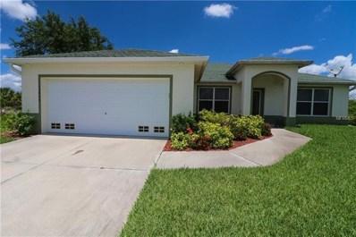 13406 Commonwealth Avenue, Port Charlotte, FL 33981 - MLS#: D6100660