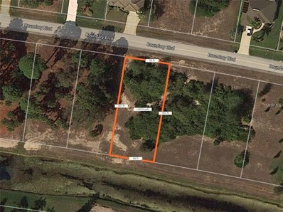 592 Boundary Boulevard, Rotonda West, FL 33947 - MLS#: D6100697