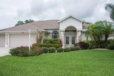 435 Boundary Boulevard, Rotonda West, FL 33947 - MLS#: D6100717