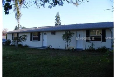 1600 NW Morning Dove Lane NW, Englewood, FL 34224 - MLS#: D6100725