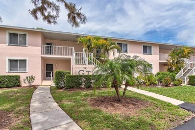 6600 Gasparilla Pines Boulevard UNIT 102, Englewood, FL 34224 - MLS#: D6100726