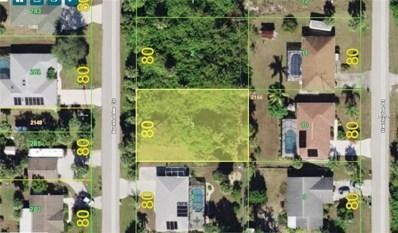 18207 Burkholder Circle, Port Charlotte, FL 33948 - MLS#: D6100740