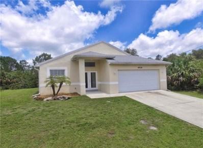 4414 Callaway Street, Port Charlotte, FL 33981 - MLS#: D6100799