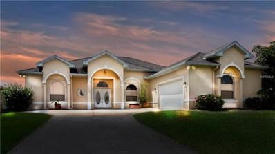 15242 Aquarius Circle, Port Charlotte, FL 33981 - MLS#: D6100923