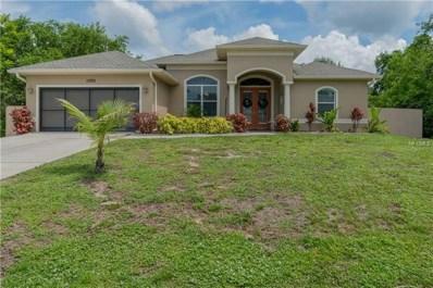 11290 Seabreeze Avenue, Port Charlotte, FL 33981 - MLS#: D6100946