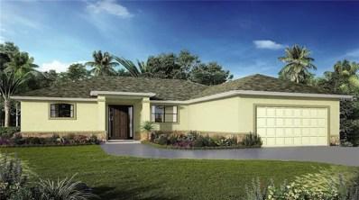 859 Boundary Boulevard, Rotonda West, FL 33947 - MLS#: D6100991