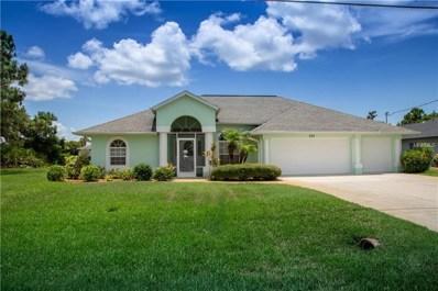 275 Long Meadow Lane, Rotonda West, FL 33947 - MLS#: D6101150
