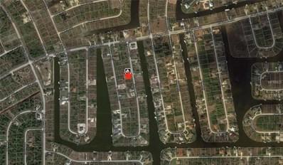 8349 Tecumseh Circle, Port Charlotte, FL 33981 - MLS#: D6101193