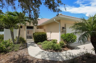28100 Pablo Picasso Drive, Englewood, FL 34223 - MLS#: D6101357