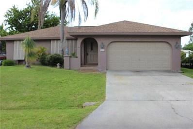 5090 Ackley Terrace, Port Charlotte, FL 33981 - MLS#: D6101493