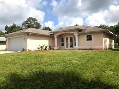 3819 Lothair Avenue, North Port, FL 34287 - MLS#: D6101701