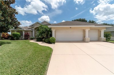 95 Tournament Road, Rotonda West, FL 33947 - MLS#: D6101784
