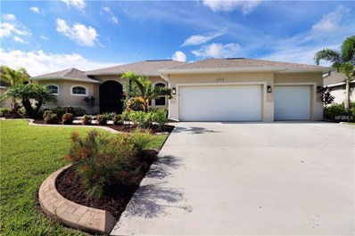 249 Marker Road, Rotonda West, FL 33947 - MLS#: D6102039