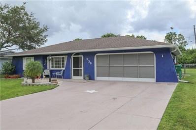939 Linnaen Terrace NW, Port Charlotte, FL 33948 - MLS#: D6102131