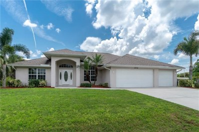 12732 Bacchus Road, Port Charlotte, FL 33981 - MLS#: D6102150