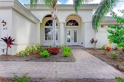 2691 Myakka Marsh Lane, Port Charlotte, FL 33953 - MLS#: D6102244