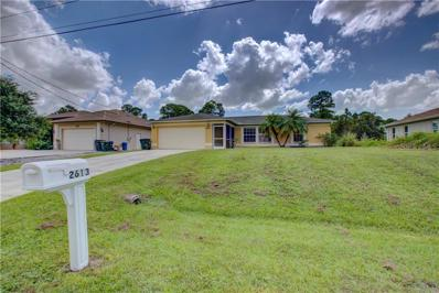 2613 Trilby Avenue, North Port, FL 34286 - MLS#: D6102642