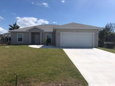15577 Melport Circle, Port Charlotte, FL 33981 - MLS#: D6102705