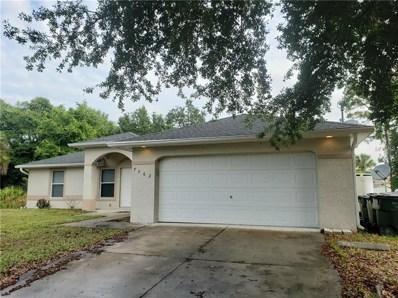 7362 Ramber Avenue, North Port, FL 34291 - MLS#: D6102970