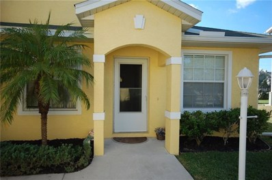 171 Boundary Boulevard UNIT 171R, Rotonda West, FL 33947 - MLS#: D6103203