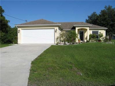 5092 Beckham Street, North Port, FL 34288 - MLS#: D6103334