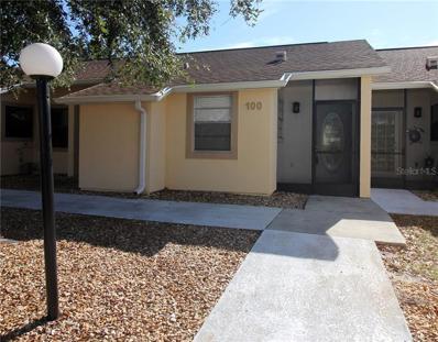 6796 Gasparilla Pines Boulevard UNIT 100, Englewood, FL 34224 - MLS#: D6103335