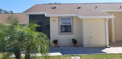 6796 Gasparilla Pines Boulevard UNIT 15, Englewood, FL 34224 - MLS#: D6103815