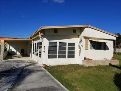 214 Via De Luna, Englewood, FL 34224 - MLS#: D6103967