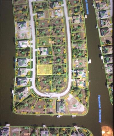 8181 Tecumseh Circle, Port Charlotte, FL 33981 - MLS#: D6104053