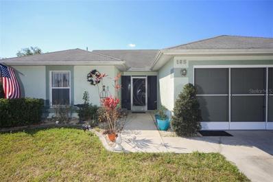 185 Cougar Way, Rotonda West, FL 33947 - MLS#: D6104652