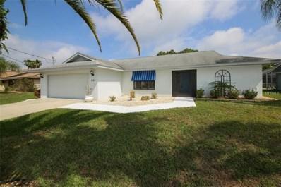 205 Mark Twain Lane, Rotonda West, FL 33947 - MLS#: D6105145