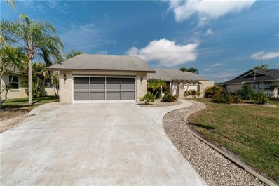 5 Pebble Beach Road, Rotonda West, FL 33947 - MLS#: D6105148
